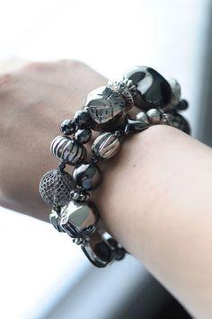 Eclectic as a bracelet Premier Designs Jewelry  #PremierDesigns jessicanatali.mypremierdesigns.com