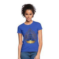 Geschenke Shop   Yoga Meditation Spirit Zen Pilates - Frauen T-Shirt Sweat Shirt, T Shirt Sport, Tee Shirts, Tees, T Shirt Designs, Yoga Meditation, Pullover, Tee Design, Unisex