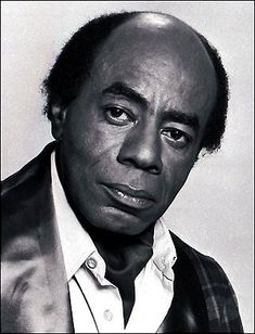 "Roscoe Lee Browne - known for his distinctive voice, he appeared in ""The Cowboys"", ""Uptown Saturday Night"" and other movies, he was the narrator on the movie ""Babe"" and played Saunders on the TV series ""Soap"", Different World and Cosby Show Black Actors, Black Celebrities, Celebs, Actors Male, Famous Men, Famous Faces, Hollywood Stars, Classic Hollywood, African American Actors"