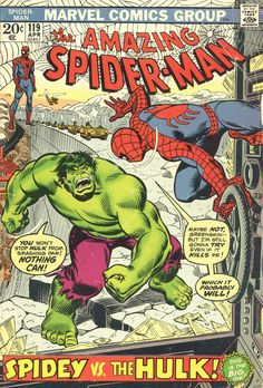 Spidey VS. The Hulk! This Is The Big One!