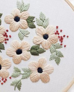 Embroidery Thread Walmart Embroidery Hoop Ideas #embroiderylibrary