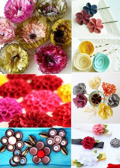 Site has lots of links to different craft projects.