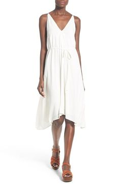 ASTR 'Killing Me Softly' Tie Waist Dress available at #Nordstrom