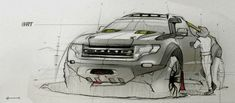 Car Design on Behance