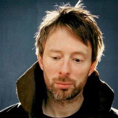 Thom York (October 7, 1968) British singer, known from the band Radiohead.