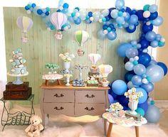 Lindo Chá de Bebê de Balões!!! . . . Via ig @catalogodefestas Por @vivianmurzoni Com: @balaocultura @dolcefavola @maymacarons @fetes_locadora @docices @crispartycoberturas Foto: @historiaeimagensfotografia . #catalogodefestas #chadebebê #festabaloes #boybabyshower #chadebebe #chadebebemenino #babyshower #festainfantil #festabalao #fiestasinfantiles - #regrann