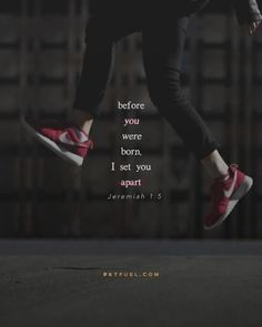 """Before you were born I set you apart."" Jeremiah 1:5 {CLICK IMAGE FOR MORE} Coffee With Jesus, Jesus Is Life, Jesus Christ, Daughters Of The King, King Of My Heart, The Kingdom Of God, King Of Kings, Favorite Bible Verses, Jesus Freak"