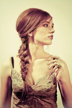 Side braid  Flower Dress #2dayslook #ramirez701 #FlowerDress  www.2dayslook.com
