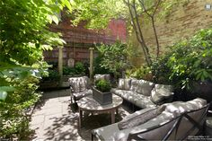 UES Townhouse Garden