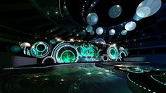 stage design_by.lee jae hyang on Behance