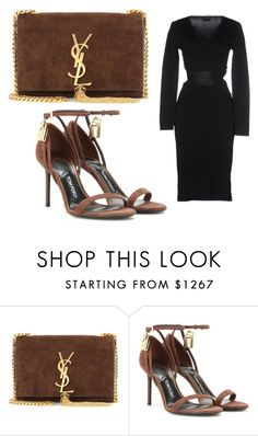 """""""Tom ford"""" by ellenfischerbeauty ❤ liked on Polyvore featuring Yves Saint Laurent, Tom Ford, YSL, gucci and TOMFORD"""