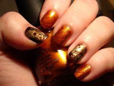fall nail polish colors 2013 Fall Nail Designs