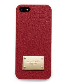 MICHAEL Michael Kors  Saffiano iPhone® 5 Cover.