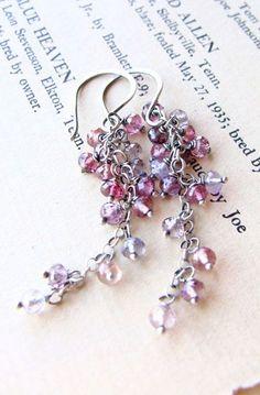 Winter Berry Earrings