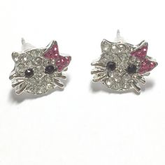 I just listed Hello Kitty earrings ($5) on Mercari! Come check it out! https://item.mercari.com/gl/m647960265
