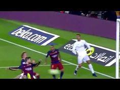 Barcelona vs Real Madrid 1 2 todos los goles i jugadas    720P HD 1