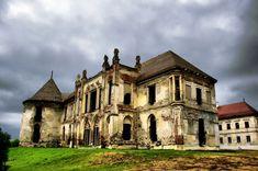 Castelul Banffy din Bontida (judetul Cluj) - #BannfyCastle