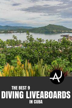 9 Best Cuba Liveaboard Diving Trips - Best Scuba Diving Destinations - Diving Bucket List - Adventure Vacations - Beautiful Locations and Places to Dive via @theadventurejunkies