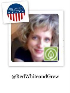 April 9, 2012 with @redwhiteandgrew sharing Victory Gardening - Transcript / #gardenchat