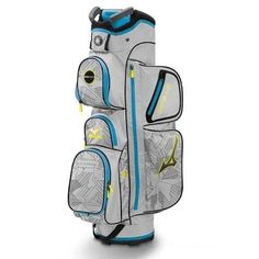Price: [price_with_discount] The Mizuno Golf Cart Bag is the lightest Mizuno Cart Bag at and has a Hazard print pattern to create a visually stunning product. Mizuno have designe… Golf Bags For Sale, Ladies Golf Bags, Cheap Bags, Taylormade, Golf Carts, Bag Sale, Grey, Link, Top