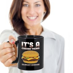 Now available on our store: It's A Cheese Thi.... Check it out now! http://misopunny.com/products/its-a-cheese-thing-burger-funny-food-lover-home-office-coffee-mug-tea-cup?utm_campaign=social_autopilot&utm_source=pin&utm_medium=pin