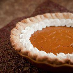 Voluptuous Pumpkin Pie | Post Punk Kitchen | Vegan Baking & Vegan Cooking