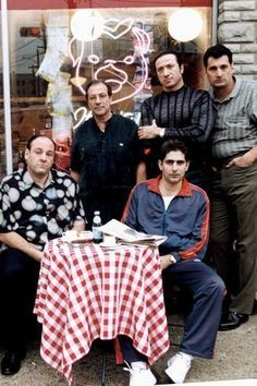 The Sopranos is my favorite TV Show Mafia, Best Tv Series Ever, Hbo Series, Al Pacino, Os Sopranos, Don G, Mejores Series Tv, Gangster Movies, Tony Soprano