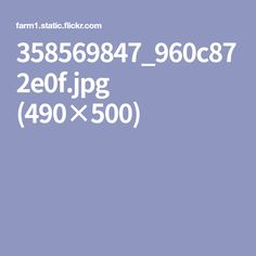 358569847_960c872e0f.jpg (490×500)