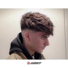 Haircut by alternativebarberingco http://ift.tt/1OgAywG #menshair…