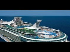 Mega Construções - Fabricação do Navio de Cruzeiro Independence Of The Seas