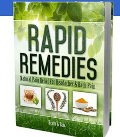 you reed book: Method To Relieve Pain Naturally