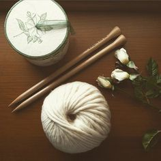 The Wool in Natural | We Are Knitters