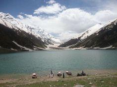 One of the beautifull lakes in ladakh region of kashmir...
