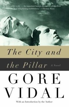 """The City and the Pillar"" by Gore Vidal"