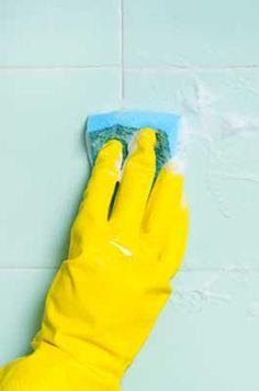 Décaper, blanchir, peindre et proteger ses joints de carrelage