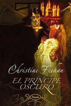 El príncipe oscuro // Christine Feehan (Ediciones Urano) http://www.titania.org/index.php?id=618