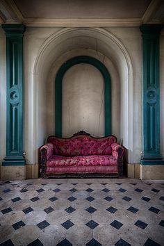 Urbex Château du Cavalier | We left home at 2 am. Our aim: F… | Flickr