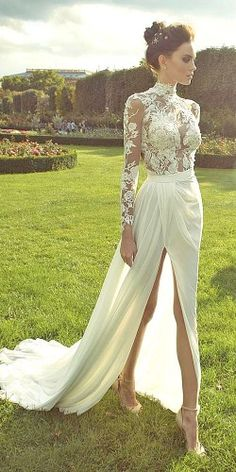 lace wedding gowns 1