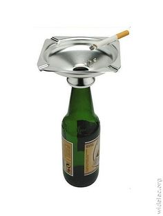 Fun idea, but might as well just have the cendars than bother with a bottle..