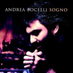 Andrea Bocelli: Sogno; 1999; Used; Purchased for $1.50 at Deseret Industries in American Fork on 17 Dec 2014