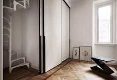 Gli architetti, Fanny Bauer Grung norvegese cresciuta a Roma, e David Lopez Quincoces, madrileno trasferito a Milano da dieci anni, coordinatore di progetto nello studio Lissoni Associati