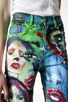 BLACKlog: The Art of Denim - Online auction live on Trade Me