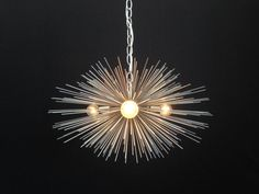 Stimulight chandelier on Etsy