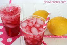 Copycat Starbucks Passion Tea Lemonade Recipe - CincyShopper