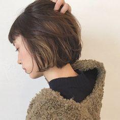 【HAIR】三好 佳奈美さんのヘアスタイルスナップ(ID:260470)