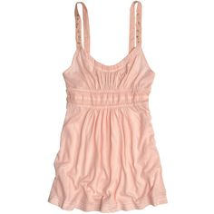 abercrombie tank :] ❤ liked on Polyvore