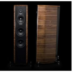 Sonus faber Olympica III Speakers Going for the Gold