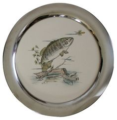 Reed & Barton Fish Tray