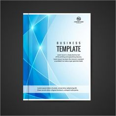template brochure free