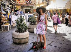 Dancy Loves Travelling!!! Yeah...She's my Little & Sweet  #Traveldogger  Throwback in #Sorrento Love this pic!!! Good Night Sweet #Travellers !!! Dancy Adora Viaggiare!! Ehhh si...Lei è la mia piccolina & sopratutto dolce #Traveldogger!!! Amo questa foto scattata qualche giorno fa  a #Sorrento!!! Buona notte cari #Viaggiatori!!! #goodnight #buonanotte #amalficoast #pocketluggage #travelblogger #dogs #igesritalia